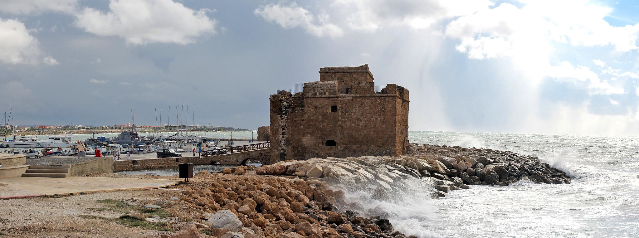 Портовая крепость Пафоса