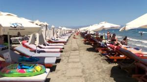 Пляж Ледис Майл