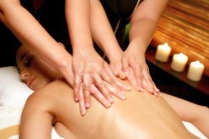 Le Meridien массаж в 4 руки