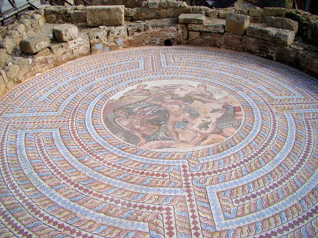 Paphos' Моsaics