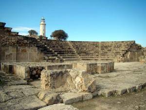 Древний театр Одеон