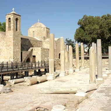 Пафос старый город