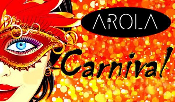 Карнавал в клубе Arola: 48 часов веселья!