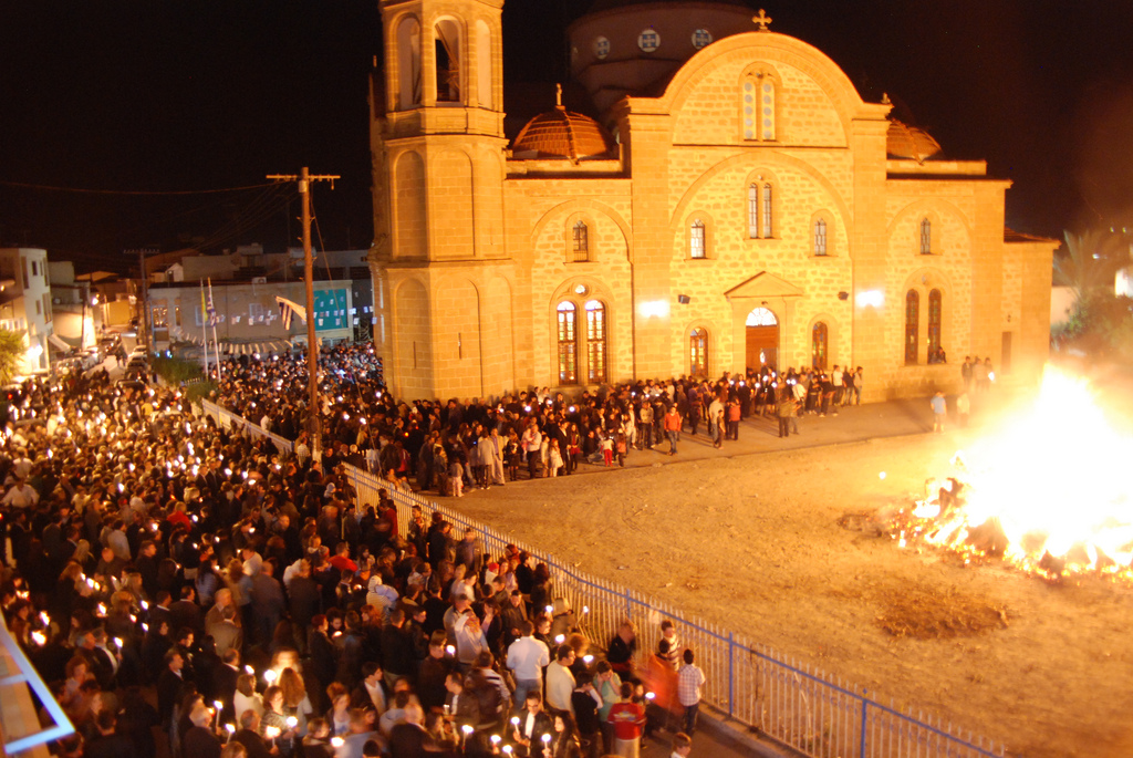 Easter in Cyprus
