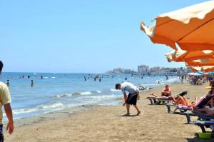Пляж Финикудес