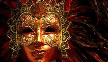 Выставка масок
