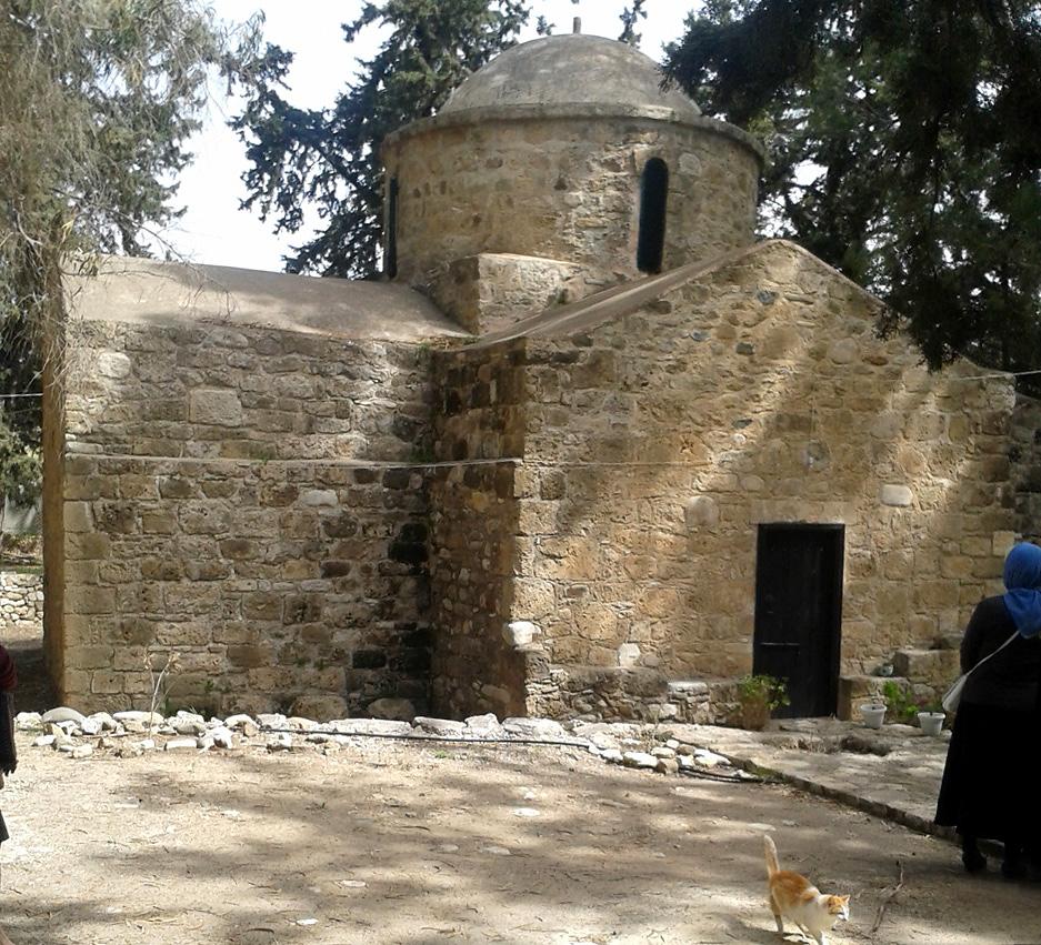 храм святого Феодосия