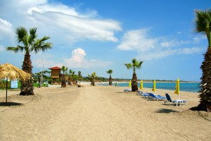 Пляж Atlantida
