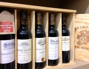 Вина Bordeaux