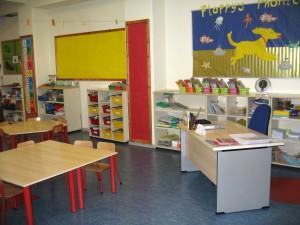 Классная комната для дошкольников