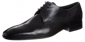 Классическая черная обувь