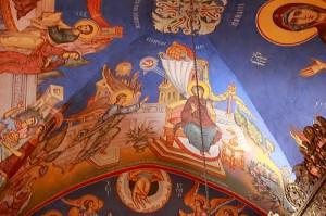 В храме святого Киприана