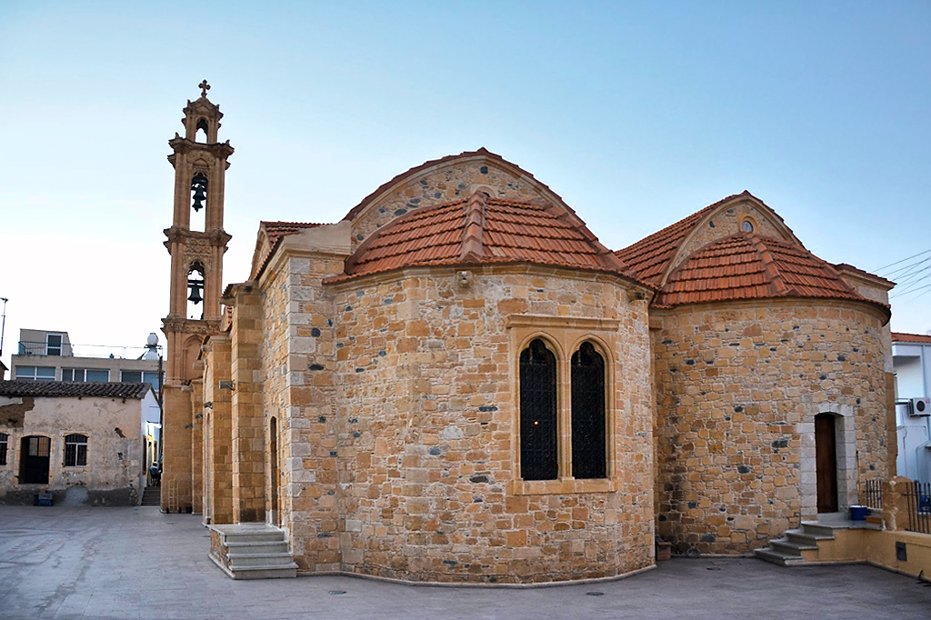 Храм святого Киприана