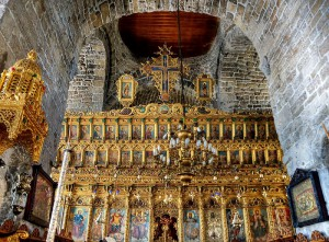 Собор Святого Лазаря иконостас