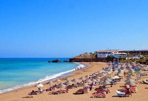 Пляж Северного Кипра
