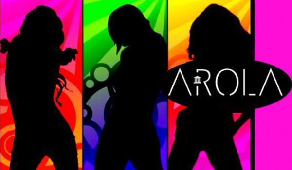 «Королева танца». Вечеринка в Arola