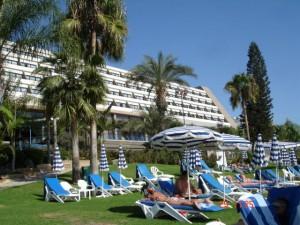 Пляж отеля Amatus