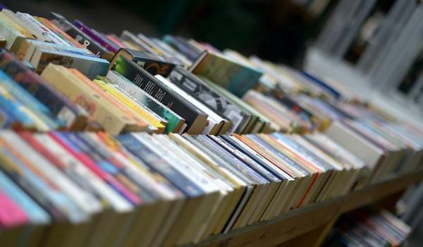 Книжная ярмарка в Лимассоле