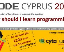 Code Cyprus 2015