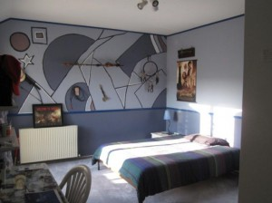 Английский дом спальня 3
