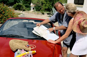 renting a car in Cyprus