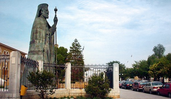 Месаория. Христианские святыни центрального Кипра