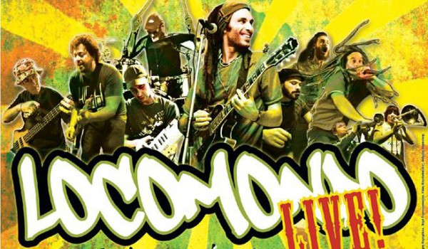 Концерт группы Locomondo