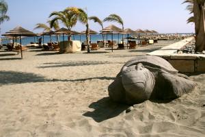 Пляж отеля Four Seasons