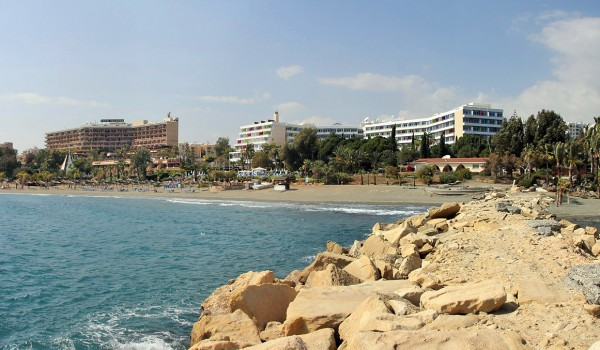 Отели Лимассола: Four Seasons 5*, Amatus 5*, Mediterranean Beach 4*