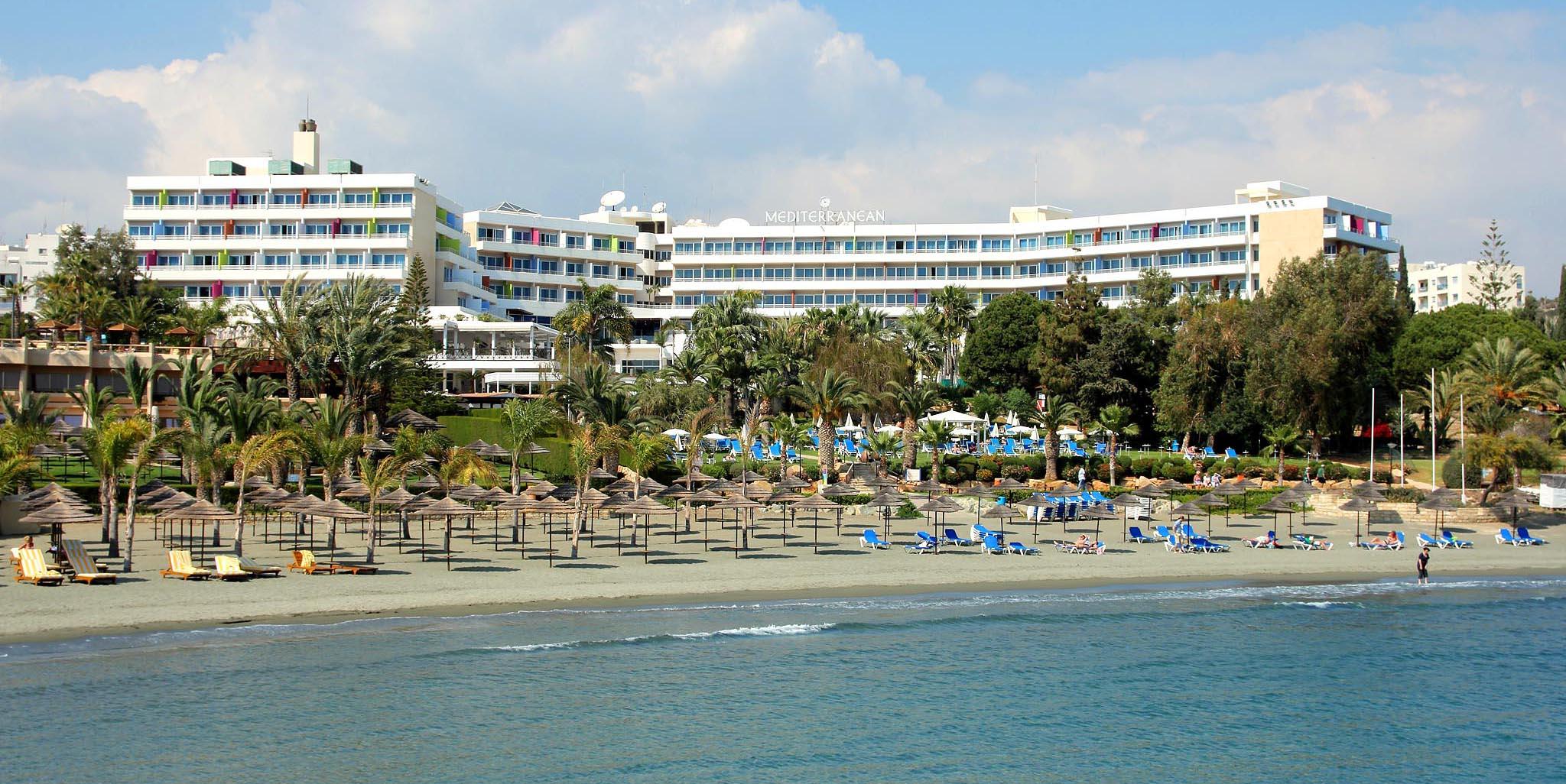 Отель Mediterranean