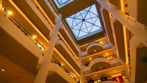Интерьер отеля Mediterranean