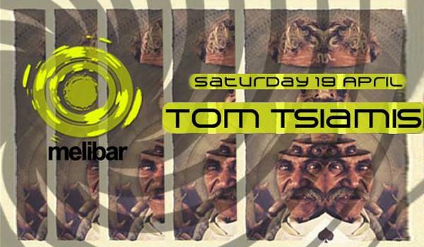Tom Tsiamis в Melibar