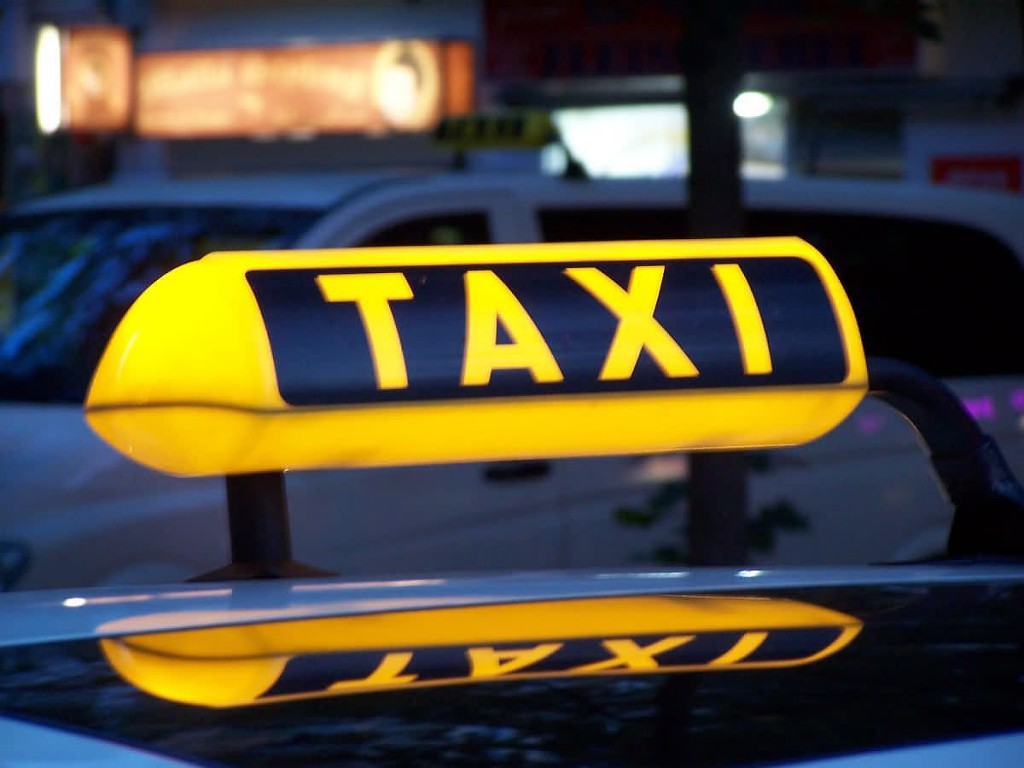 taxis in Cyprus