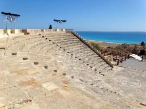 Древний театр Курион