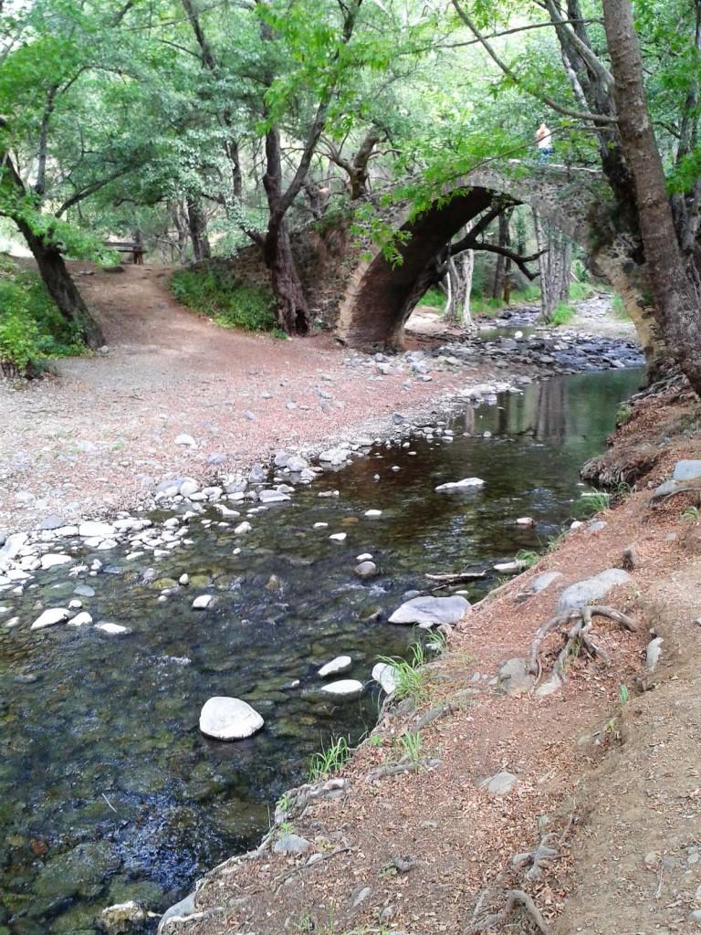 Византийский мост Келефос