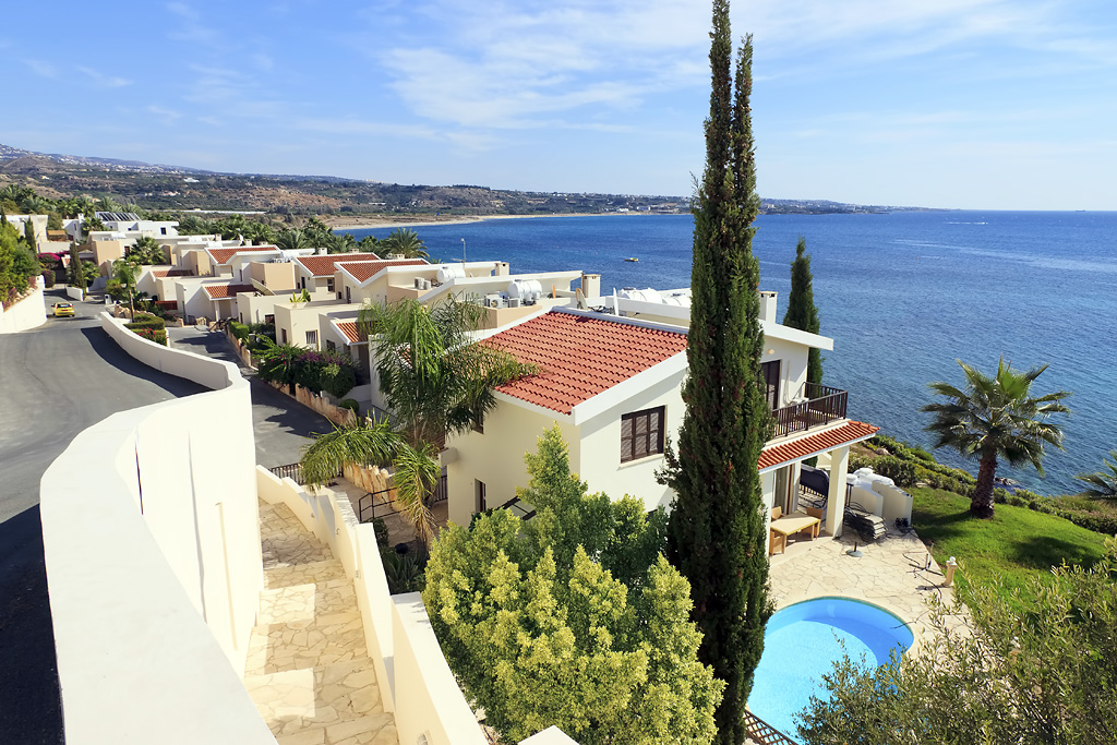 Cyprus' holidays: by the coast