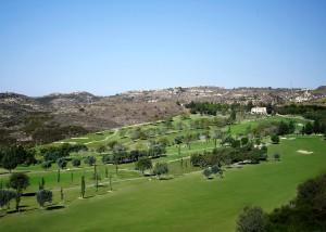 Гольф поле Minthis Hills