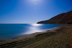 Пляж в Pissouri