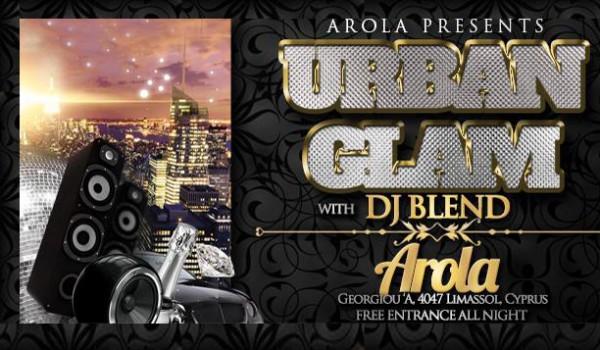 Urban Glam — вечеринка в Arola