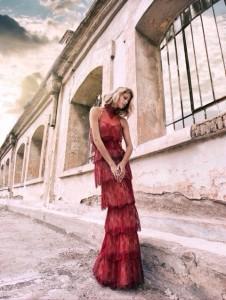 Женское платье Cinema by Panos Zinas