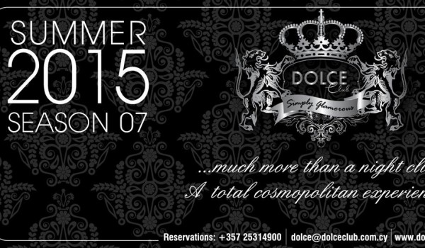 Открытие летнего сезона в клубе Dolce