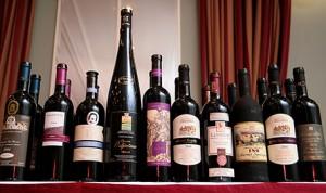 various Cypriot wines