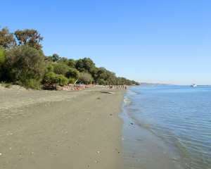 Пляж Dadoudi