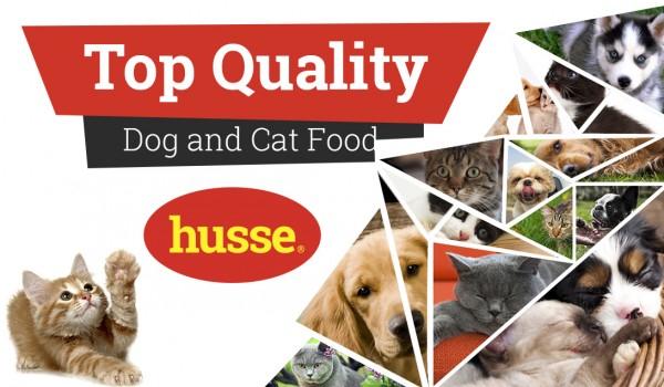 Интернет-магазин товаров для животных Husse