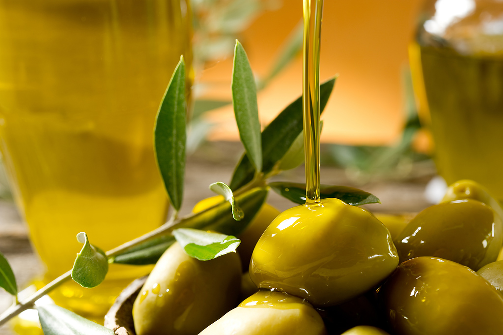 olive oil from Cyprus