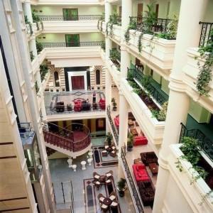 Отель Constantinous
