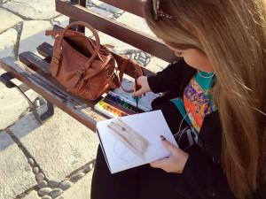 Студенты Кипрской Академии Искусств