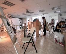 Аудитория Кипрской Академии Искусств