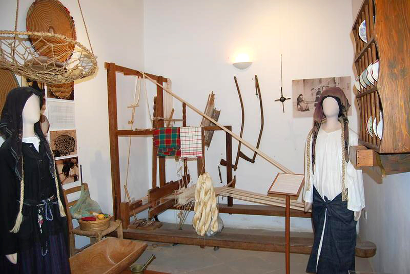 Музей в Деринье