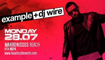 Example & DJ Wire